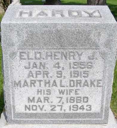 HARDY, MARTHA L - Fremont County, Iowa | MARTHA L HARDY