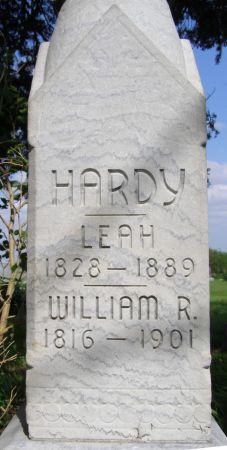 HARDY, WILLIAM RILEY - Fremont County, Iowa | WILLIAM RILEY HARDY