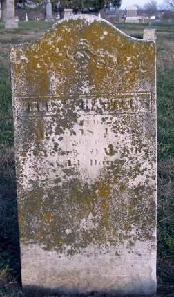 HATTEN, ELIZA C - Fremont County, Iowa   ELIZA C HATTEN