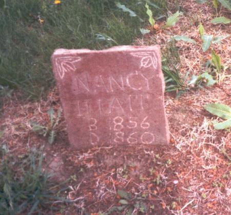 HIATT, NANCY A. - Fremont County, Iowa   NANCY A. HIATT