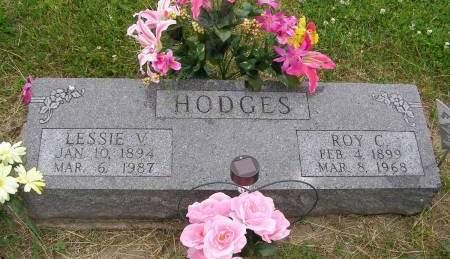 HODGES, ROY C - Fremont County, Iowa | ROY C HODGES