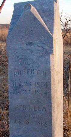 H HODGES, ROBERT - Fremont County, Iowa | ROBERT H HODGES
