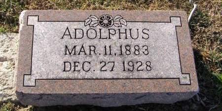 HUTCHISON, ADOLPHUS - Fremont County, Iowa | ADOLPHUS HUTCHISON