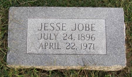 JOBE, JESSE B - Fremont County, Iowa | JESSE B JOBE
