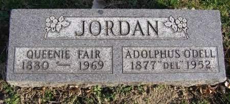 PIERSON JORDAN, QUEENIE FAIR - Fremont County, Iowa   QUEENIE FAIR PIERSON JORDAN