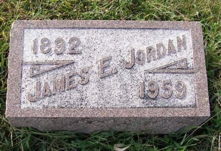 JORDAN, JAMES E - Fremont County, Iowa | JAMES E JORDAN