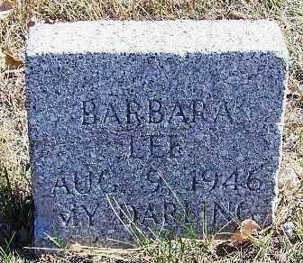 KEPHART, BARBARA LEE - Fremont County, Iowa | BARBARA LEE KEPHART