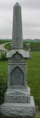 KEYSER, CHRISTOPHER - Fremont County, Iowa | CHRISTOPHER KEYSER