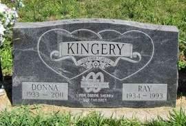 KINGERY, RAY - Fremont County, Iowa   RAY KINGERY