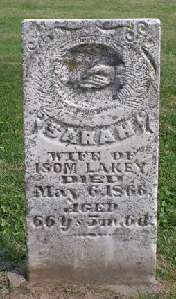 LAKEY, SARAH - Fremont County, Iowa | SARAH LAKEY
