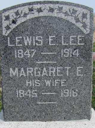 LEE, LEWIS E - Fremont County, Iowa | LEWIS E LEE