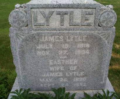 LYTLE, JAMES - Fremont County, Iowa | JAMES LYTLE
