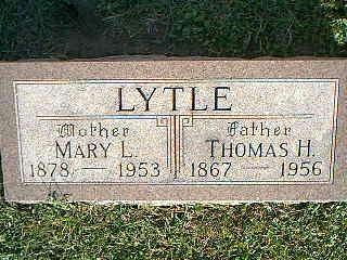 LYTLE, THOMAS - Fremont County, Iowa | THOMAS LYTLE