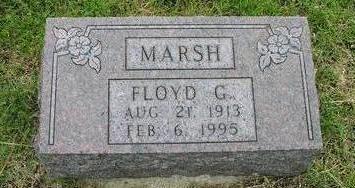 MARSH, FLOYD G. - Fremont County, Iowa | FLOYD G. MARSH