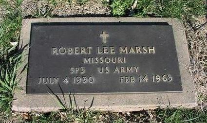 MARSH, ROBERT LEE - Fremont County, Iowa | ROBERT LEE MARSH