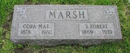 MARSH, S. ROBERT - Fremont County, Iowa | S. ROBERT MARSH
