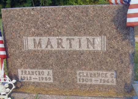 MARTIN, CLARENCE - Fremont County, Iowa | CLARENCE MARTIN