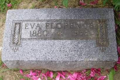 MARTIN, EVA FLORENCE - Fremont County, Iowa | EVA FLORENCE MARTIN