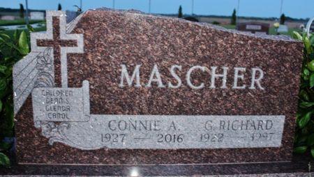 MASCHER, CONNIE - Fremont County, Iowa   CONNIE MASCHER