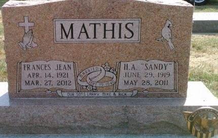 MATHIS, HAROLD - Fremont County, Iowa | HAROLD MATHIS