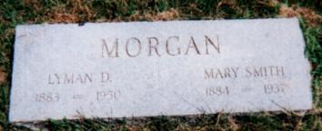 MORGAN, LYMAN - Fremont County, Iowa | LYMAN MORGAN