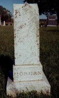 MORGAN, THOMAS - Fremont County, Iowa | THOMAS MORGAN