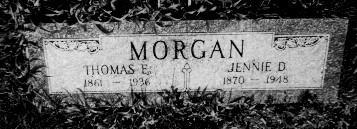 MORGAN, THOMAS E. - Fremont County, Iowa | THOMAS E. MORGAN