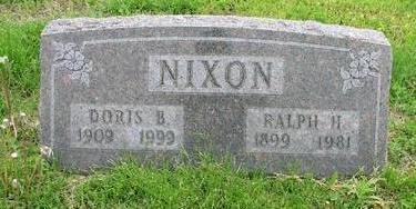 NIXON, RALPH H. - Fremont County, Iowa | RALPH H. NIXON