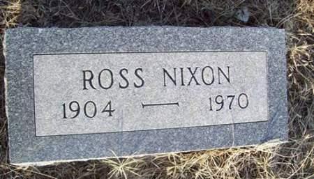 NIXON, ROSS - Fremont County, Iowa   ROSS NIXON