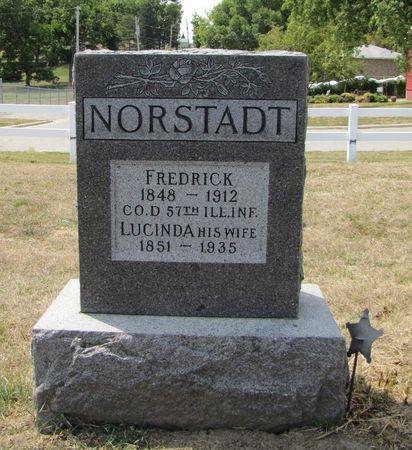 NORSTADT, LUCINDA - Fremont County, Iowa   LUCINDA NORSTADT