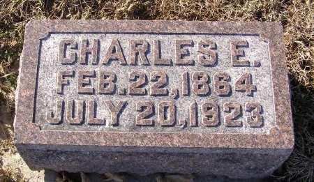 OTTE, CHARLES E - Fremont County, Iowa | CHARLES E OTTE