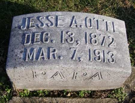 OTTE, JESSE A - Fremont County, Iowa   JESSE A OTTE
