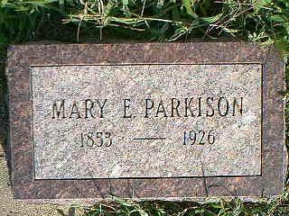 PARKISON, MARY - Fremont County, Iowa | MARY PARKISON