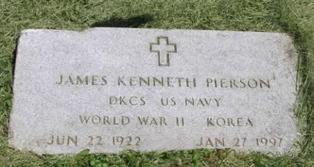 PIERSON, JAMES KENNETH - Fremont County, Iowa | JAMES KENNETH PIERSON