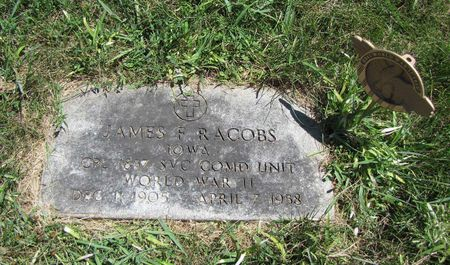 RACOBS, JAMES - Fremont County, Iowa | JAMES RACOBS