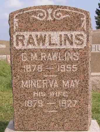 RAWLINS, G. M. - Fremont County, Iowa | G. M. RAWLINS