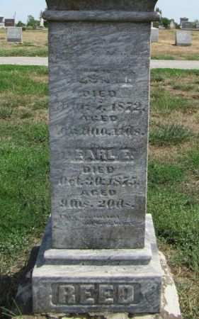 REED, PEARL E - Fremont County, Iowa | PEARL E REED