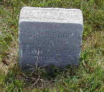 BAILEY ROGERS, HETTIE - Fremont County, Iowa   HETTIE BAILEY ROGERS