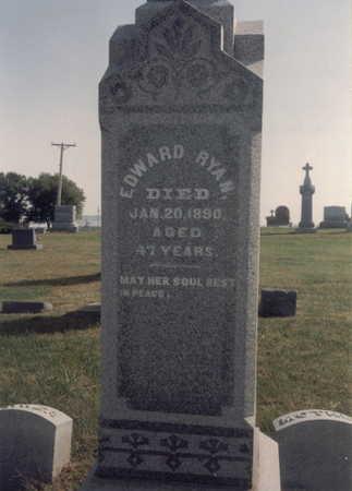 RYAN, EDWARD - Fremont County, Iowa | EDWARD RYAN