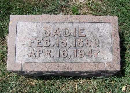 SCHULTHEIS, SADIE - Fremont County, Iowa | SADIE SCHULTHEIS