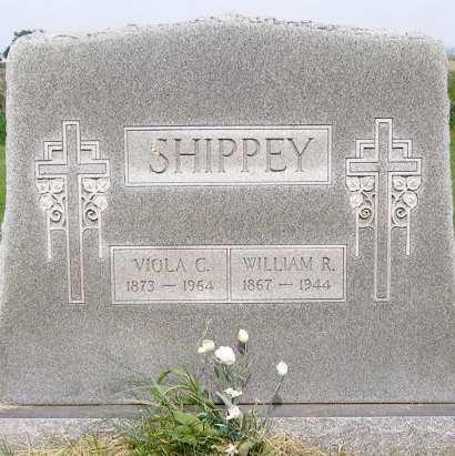 SHIPPEY, WILLIAM RUFUS - Fremont County, Iowa | WILLIAM RUFUS SHIPPEY