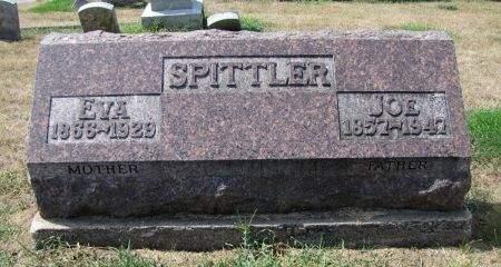 GOODIN SPITTLER, EVA - Fremont County, Iowa | EVA GOODIN SPITTLER