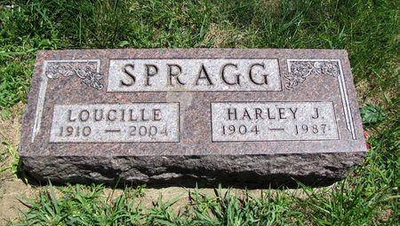 SPRAGG, HARLEY - Fremont County, Iowa | HARLEY SPRAGG