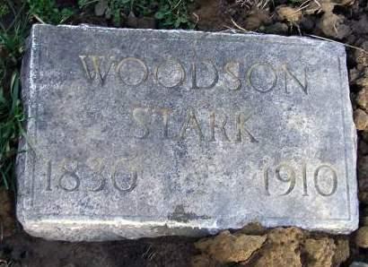 STARK, WOODSON - Fremont County, Iowa | WOODSON STARK