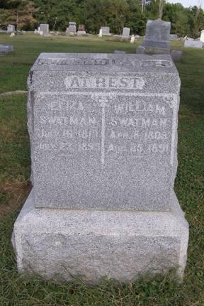 SWATMAN, WILLIAM - Fremont County, Iowa | WILLIAM SWATMAN
