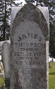THOMPSON, JAMES - Fremont County, Iowa | JAMES THOMPSON