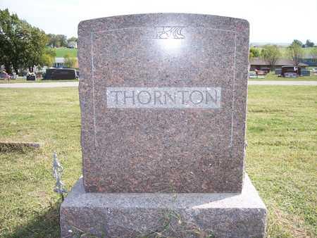 THORNTON, FAMILY - Fremont County, Iowa | FAMILY THORNTON