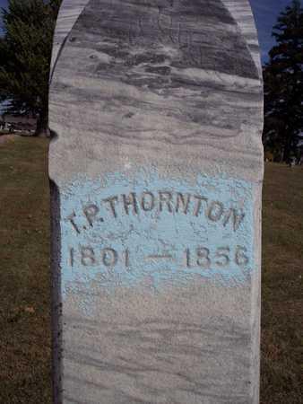 THORNTON, T.P. - Fremont County, Iowa | T.P. THORNTON