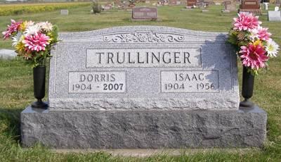 TRULLINGER, ISAAC - Fremont County, Iowa | ISAAC TRULLINGER