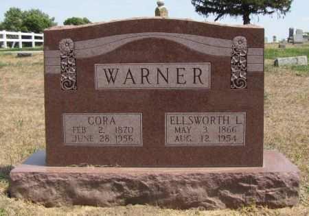 WARNER, CORA - Fremont County, Iowa | CORA WARNER